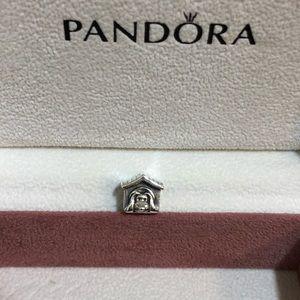 Pandora Jewelry - Retired Pandora dog in house 🐾